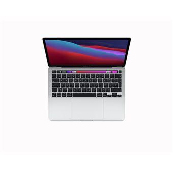 Apple MacBook Pro 13,3'' M1 16/256GB Touch Bar Plata