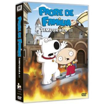 Padre de familia - 1Temporada 1 - DVD