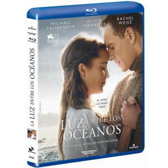 La luz entre los océanos - Blu-Ray