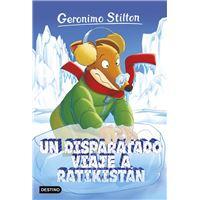 Geronimo Stilton 5: Un disparatado viaje a Ratikistán