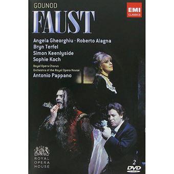Gounod - Faust - DVD