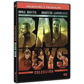 Pack Dos policías rebeldes 1-3 (Bad Boys) - DVD