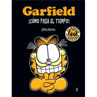 Garfield: Cómo pasa el tiempo