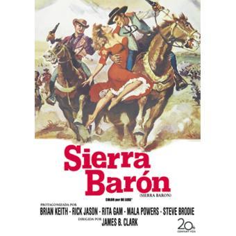 Sierra Barón - DVD