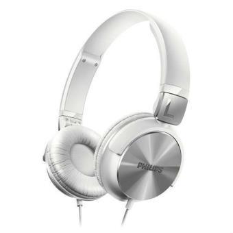 Auriculares Philips SHL3160WT Blanco
