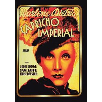 Capricho imperial - DVD