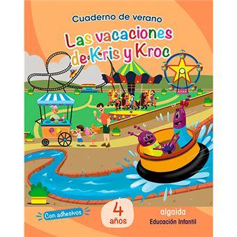 Cuaderno de verano - Las vacaciones de Kris y Kroc