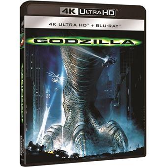 Godzilla - UHD + Blu-Ray