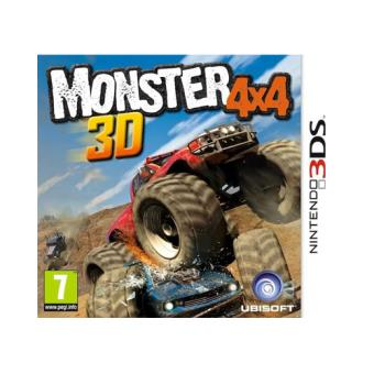 Monster 4x4 Nintendo 3DS
