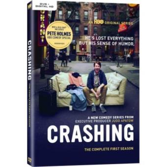 Crashing  Temporada 1 - DVD