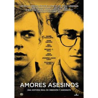 Amores asesinos (Kill Your Darlings) - DVD