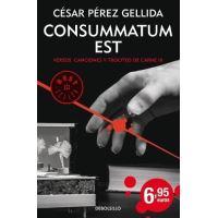Consummatum est - Versos, canciones y trocitos de carne 3