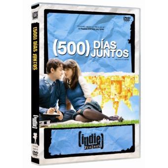 (500) días juntos - DVD