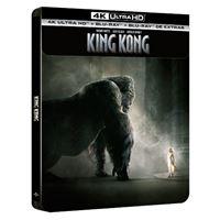 King Kong - Steelbook UHD + Blu-Ray