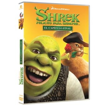 Shrek 4 - DVD