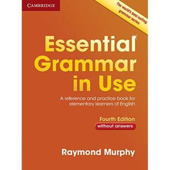 Essential grammar in use 4ed nk