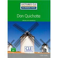 Lectures CLE en français facile - Don Quichotte + audio online