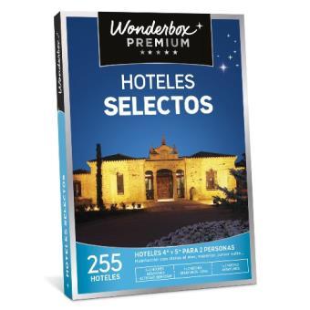 Caja Regalo Wonderbox - hoteles selectos