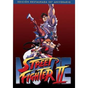 Street Fighter II (La película) - DVD