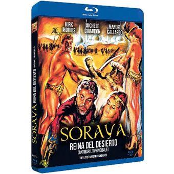 Soraya, Reina del Desierto - Blu-Ray