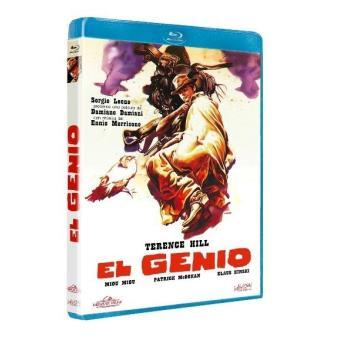 El genio - Blu-Ray