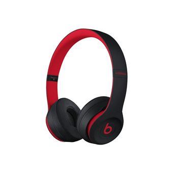 Auriculares Bluetooth Beats Solo3 Decade Collection Rojo/Negro