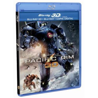 Pacific Rim - Blu-Ray 3D + 2D