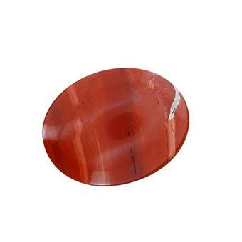 Piedra de masaje Jaspe Rojo