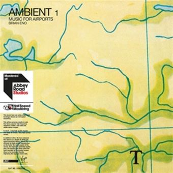 Ambient 1 Music For Airports Deluxe - 2 Vinilos