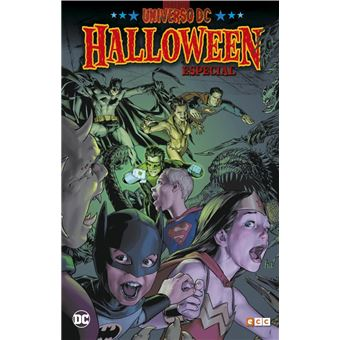 Universo DC. Especial Halloween