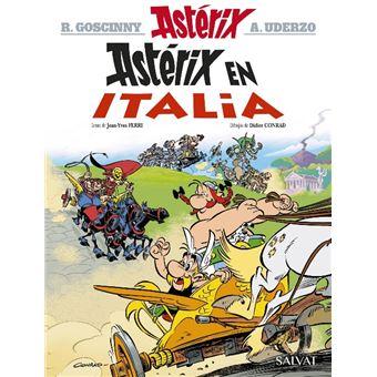 Astérix 37 - Astérix en Italia