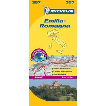 Mapa Local Emilia-Romagna