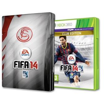 FIFA 14 Club Edition Sevilla Xbox 360