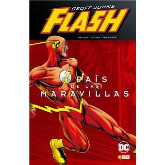Flash de Geoff Johns 3: El país de las maravillas