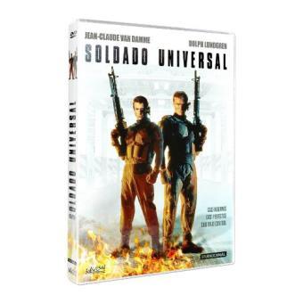 Soldado universal - DVD