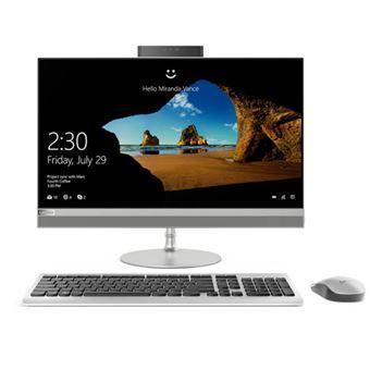 Todo en Uno Lenovo IdeaCentre 520-24 23,8'' Plata