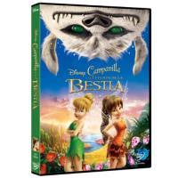 Campanilla y la leyenda de la bestia - DVD