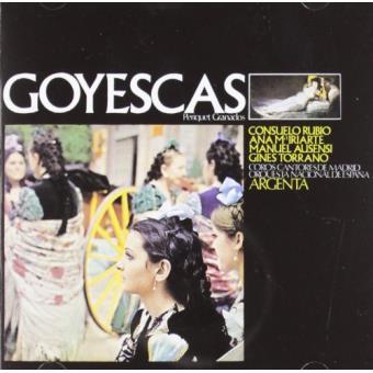 Goyescas - Granados