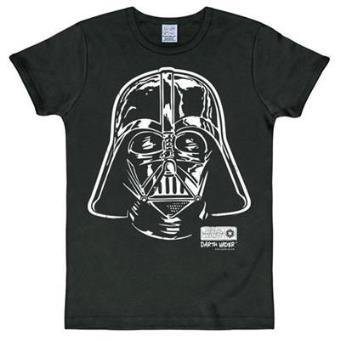 Star WarsCamiseta Star Wars - Darth Vader Portrait Talla M