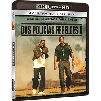 Dos policías rebeldes 2  - UHD + Blu-Ray