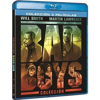 Pack Dos policías rebeldes 1-3 (Bad Boys) - Blu-ray