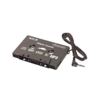 Vivanco Adaptador de Cassete para Coche