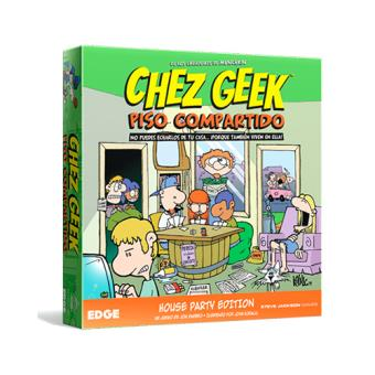 Chez Geek - Piso compartido