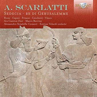 Scarlatti - Sedecia re di Gerusalemme