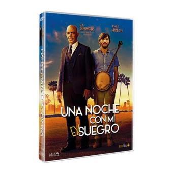 Una noche con mi exsuegro - DVD
