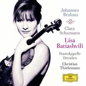Batiashvili Plays Brahms And Clara Schumann