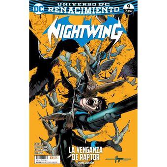 Nightwing 9 Renacimiento