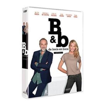 B&B de boca en boca  Temporada 2 - DVD