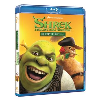 Shrek 4 - Blu-Ray