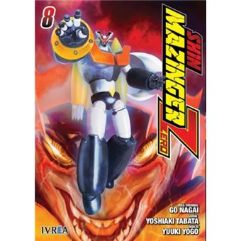 Shin Mazinger zero 8